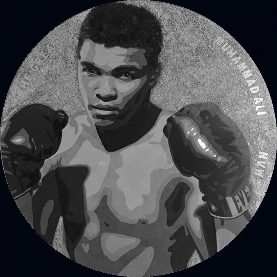 """Muhammad Ali"" Ø 100 CM"